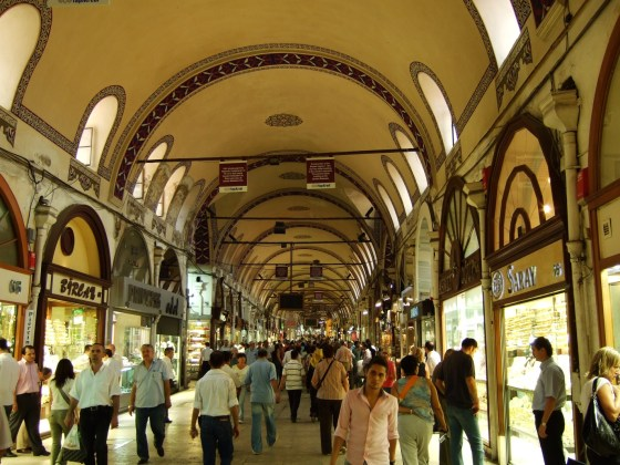 The 'genuine fake' experience in Istanbul's Grand Bazaar