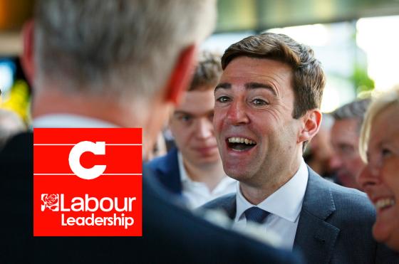 Labour leadership: Burnham