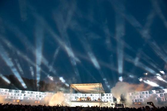 Festivals: Europe v UK