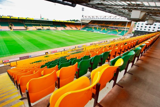 Graduation to be held at Carrow Road