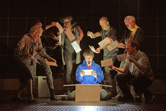 Review – The Curious Incident on Stage