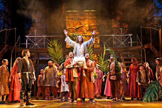 Review – Jesus Christ Superstar at Norwich Theatre Royal