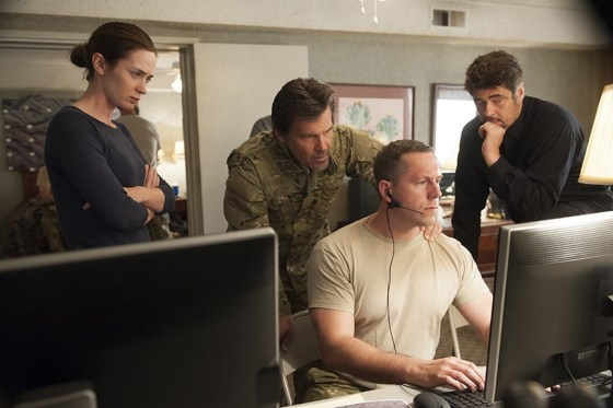 Military might and female archetypes scrutinised by Sicario