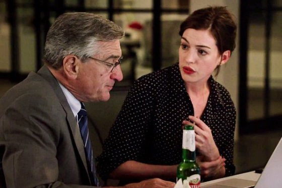 Review: The Intern