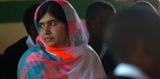 He Named Me Malala. Photo: Flickr