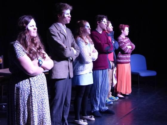 Review – Minotaur Theatre Company Shorts Festival