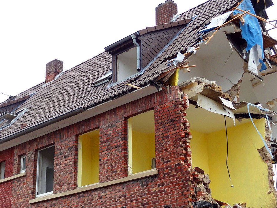 Dangerous housing for students at the hands of landlords. Photo: Pixabay, Jan Mallander