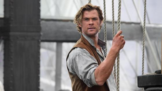 Review – In The Heart of The Sea