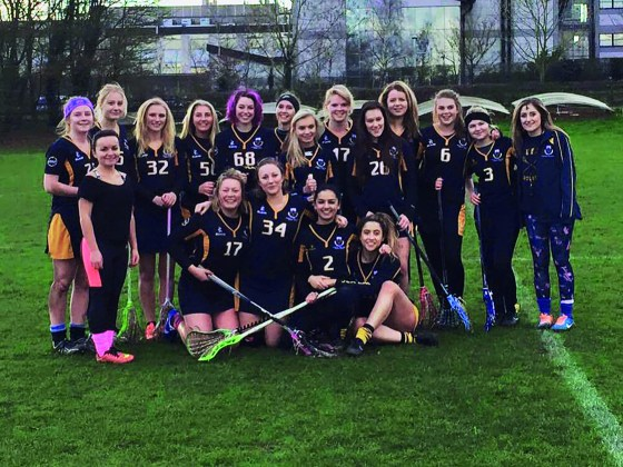 Impressive performances from UEA Lacrosse teams