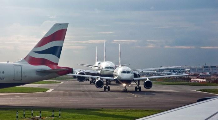 Heathrow. Photo: Flickr, Phillip Capper