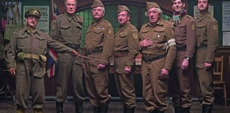 Dad's Army. Photo: Universal Pictures