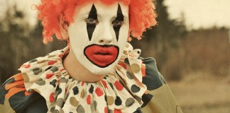 Example of a normal clown, Photo: Flickr, Stephen Brace