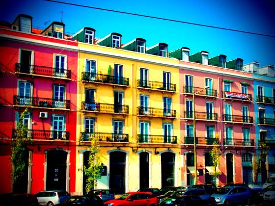 Lisbon on a gap year budget