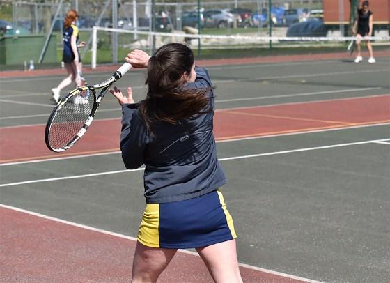 UEA tennis teams excel in first week
