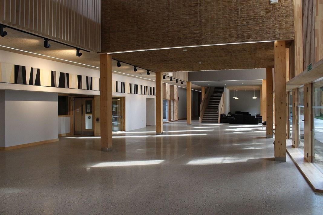 The Enterprise Centre Photo: Susan Gunn