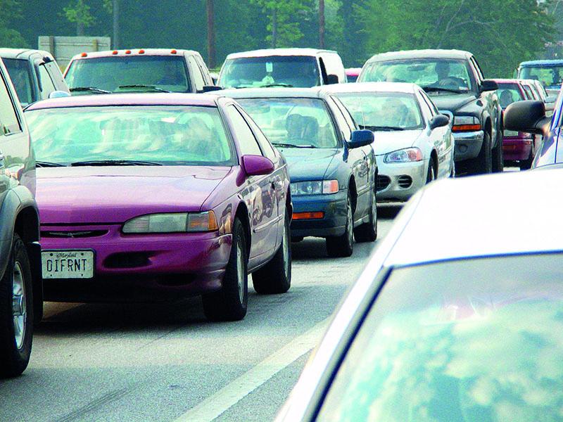 Traffic Jam, commuter Photo: Photo: Wikimedia, US Census Bureau