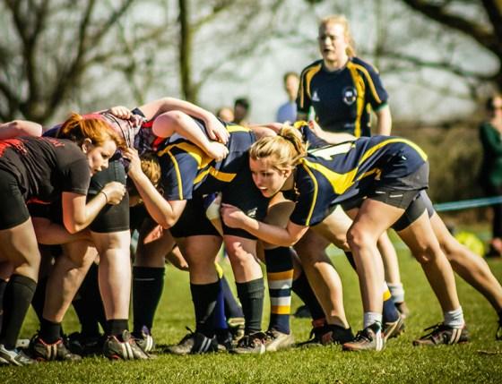 UEA Women's Rugby thrash Worcester