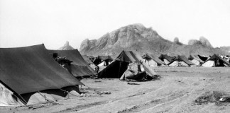 Wad Sherife Refugee Camp, Frank Keillor, Flickr