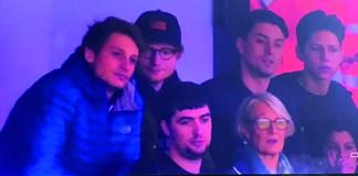 Ed Sheeran at Carrow Road, Charlie Mann