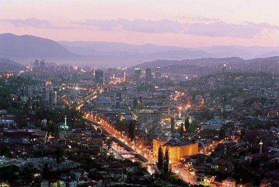 Sarajevo: city of scars