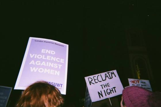 UEA Reclaim the Night