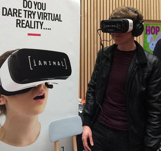 Virtual abbatoir comes to UEA
