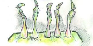 Award Shows, Emily Mildren