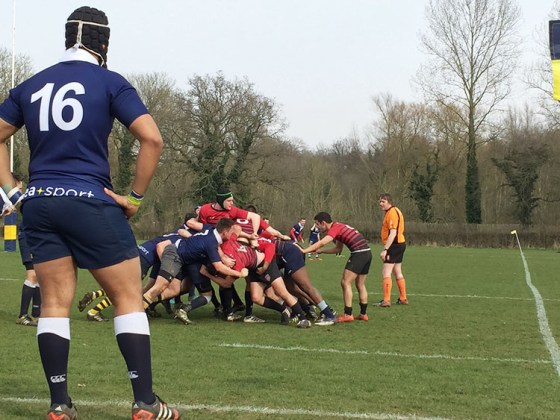 Men's rugby stage thrilling comeback
