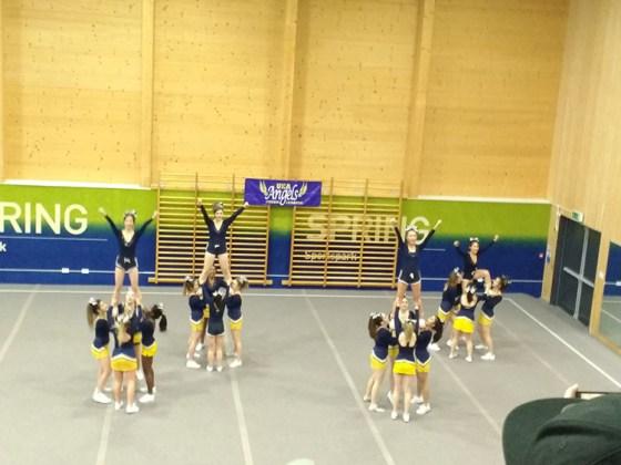 UEA Angels in Derby Day heaven