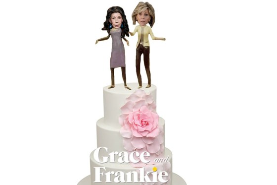 Grace and Frankie: Witty, light hearted and utterly unique