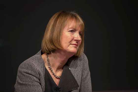 "Harriet Harman: ""Politics has completely changed"""
