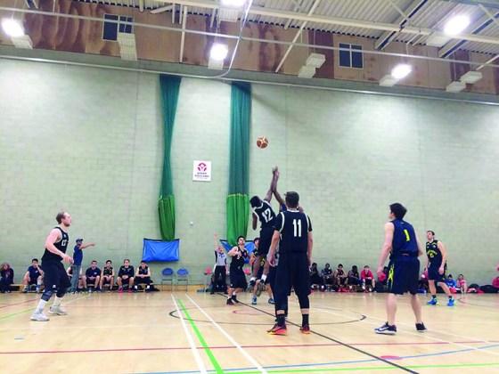 A nailbiting finish for UEA basketball