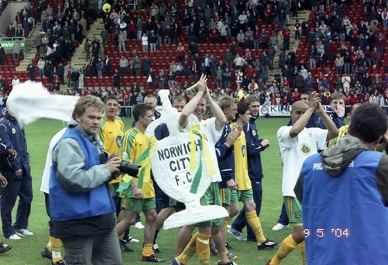 From Bayern to Brentford: Norwich City since 1992