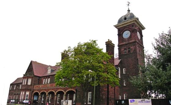 Rule Britannia: Norwich's Prison Cafe