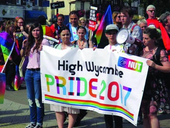 Student organises hometown's first Pride