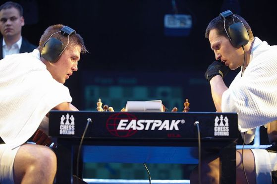 Chessboxing comes to Norwich