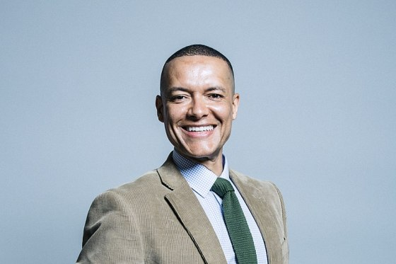 Clive Lewis criticised for get on knees comment
