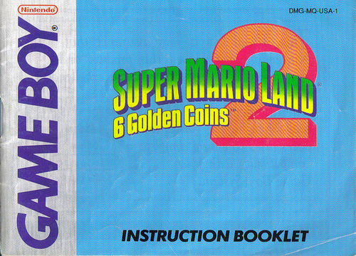 Looking back at Super Mario Land