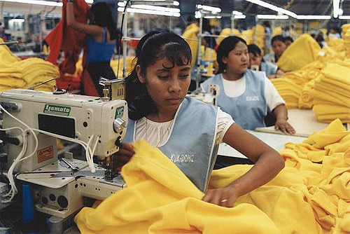Examining the fashion industry's treatment of workers
