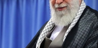 Khamenei, Wikimedia commons