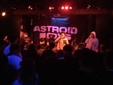 Astroid Boys: 'stellar blending of genres'