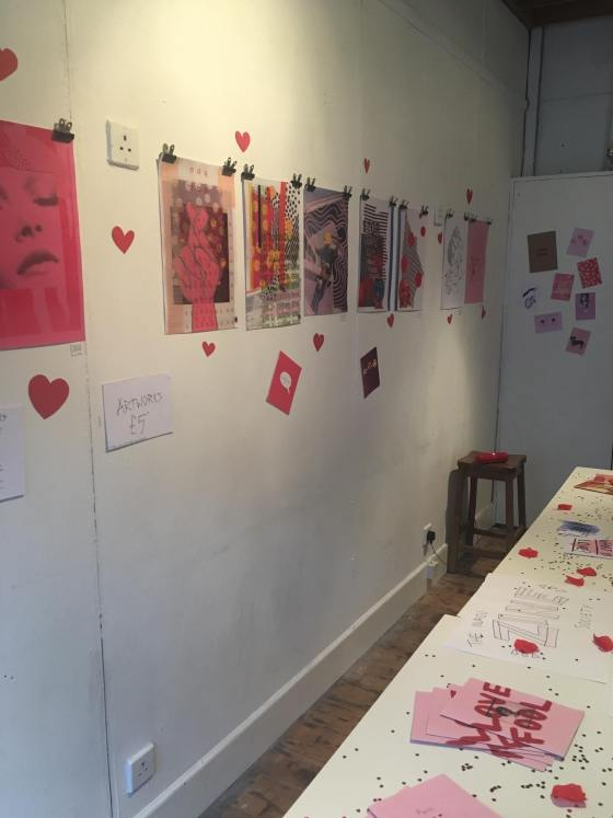 """NUA's Zine society exhibition: """"merging the punk and the pink"""""""