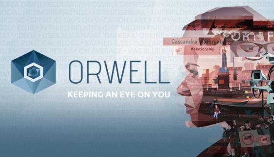 Indie-penchant: Orwell