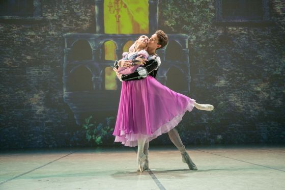 "Romeo and Juliet: ""that the dancers were not overwhelmed by the music is a testament to their collective talent"""