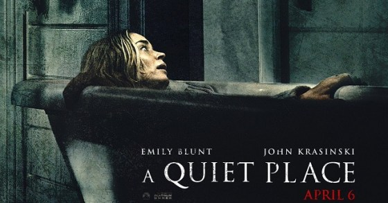 A Quiet Place is silent but deadly
