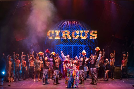 "Cirque Berserk: ""a cause for celebration and disbelief"""