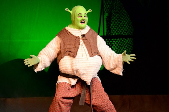 Shrek the Musical: A Freakishly Funny, Flawless, Fairytale