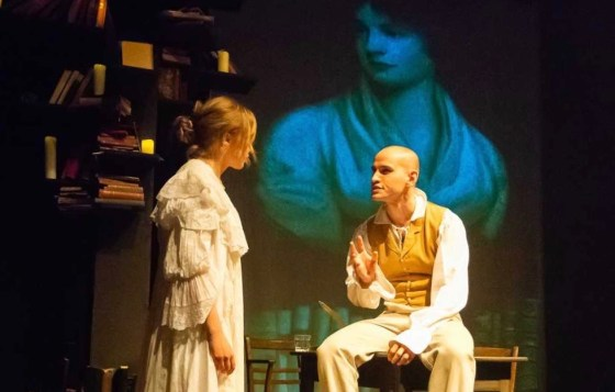 Venue reviews: Mary Shelley at Maddermarket Theatre