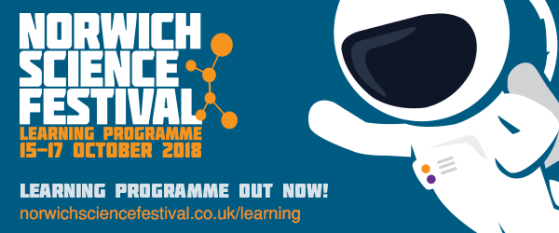 Norwich Science Festival 2018: Technology Day