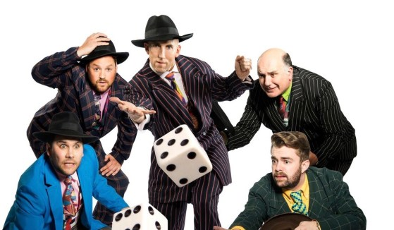 Review: Guys and Dolls at the Norwich Theatre Royal